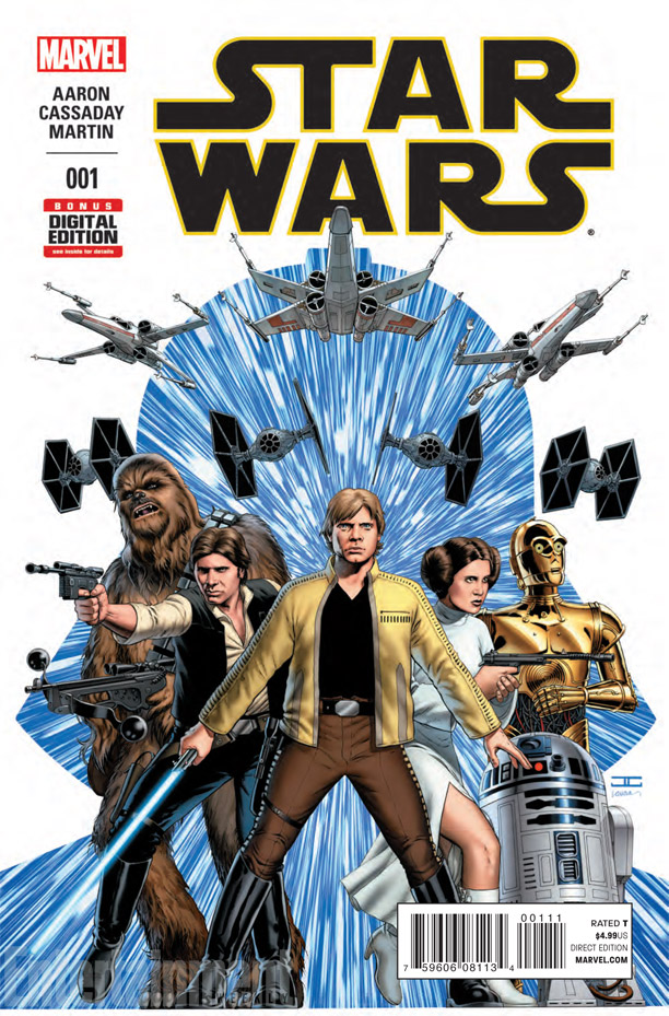 marvel comics star wars 1