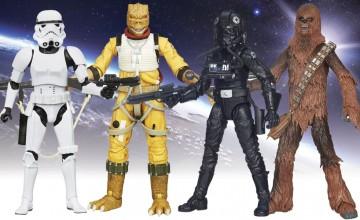 Star Wars Black Series Action Figures Wave 7