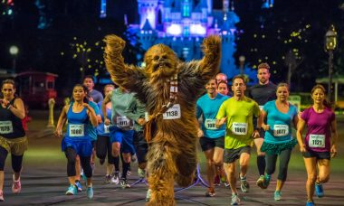 In This Marathon, It's Not Wise to Let the Wookie Win
