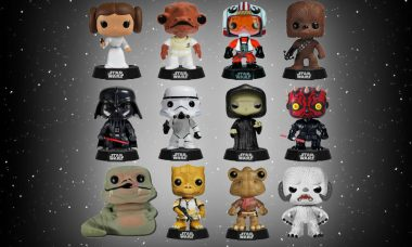 We Find Your Lack of Pop! Vinyls Disturbing