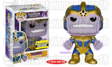 The Mad Titan Glows as This Entertainment Earth Exclusive