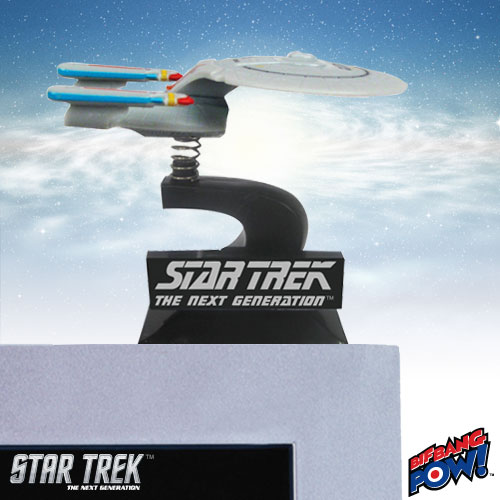 Star Trek TNG Enterprise Monitor Mate