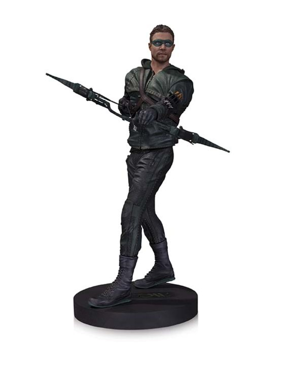 arrow tv series statue