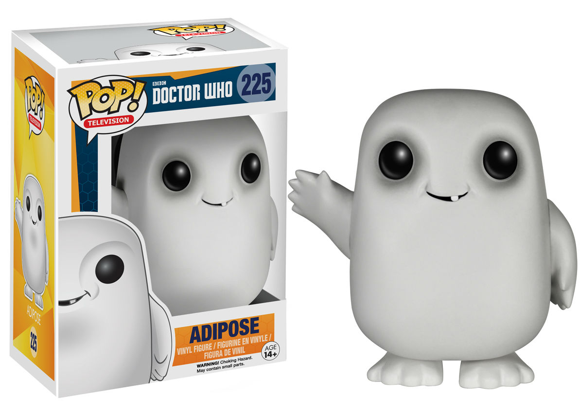 New Pop Vinyls Are Wibbly Wobbly Timey Wimey
