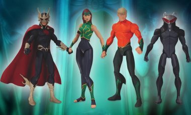 Which Action Figures Truly Belong in Atlantis?