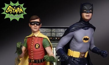 New Statue Completes Gotham's Most Dynamic Duo