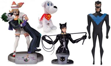 DC Collectibles Reveals New Superman Statues, Bombshells, and More for Toy Fair