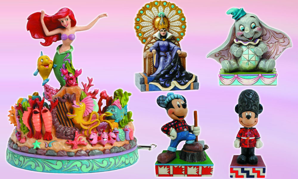 disney traditions statues