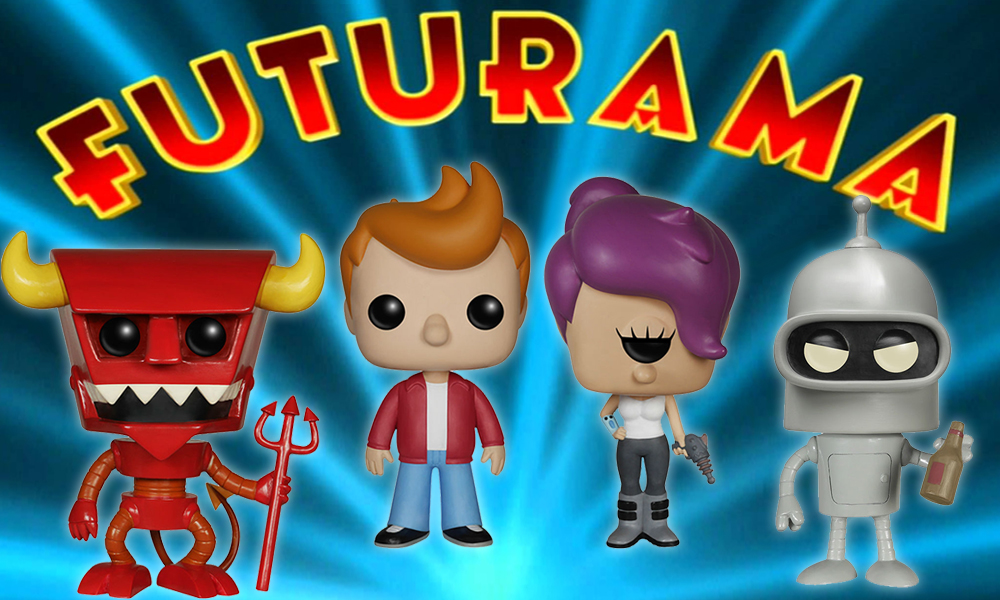 Any Resemblance These Pop Vinyls Share To Actual Future