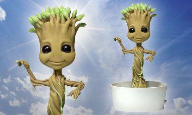 All Groot Needs to Dance Is a Little Bit of Sunshine