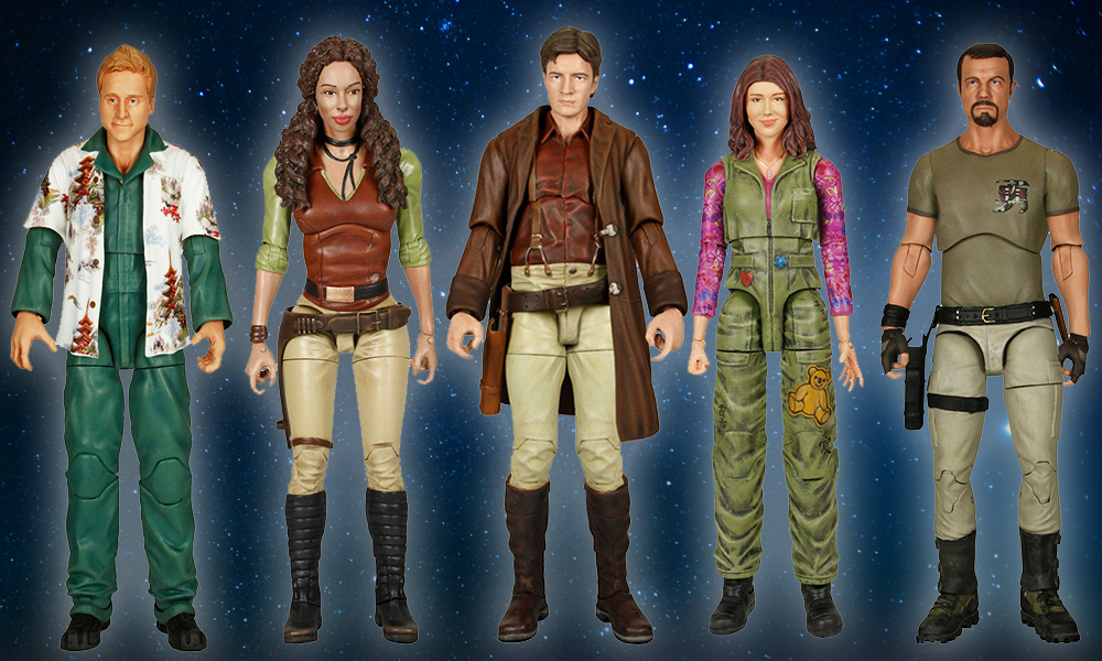 Firefly Legacy Collection