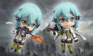 The Best Sniper in Gun Gale Becomes an Adorable Nendoroid