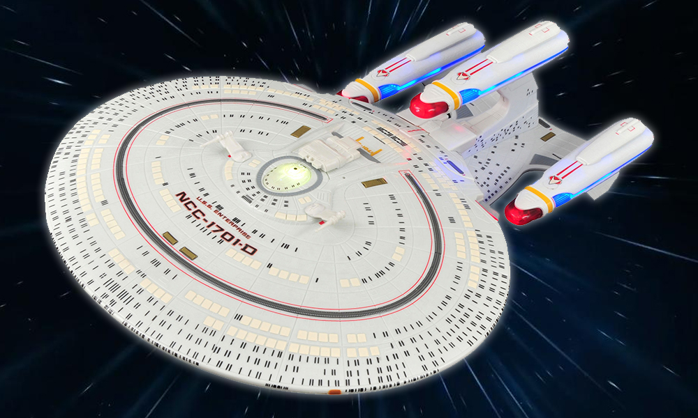 Star Trek Enterprise-D