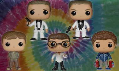 High School Pop! Vinyls Are Going Undercover and Partying