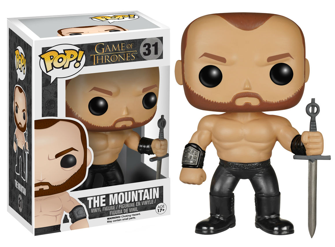 the mountain pop vinyl
