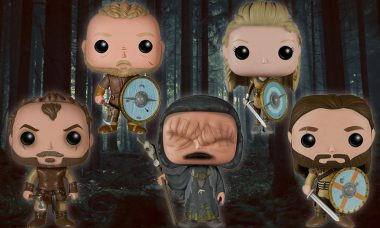 Ragnar Lothbrok Is the King of Pop! Vikings