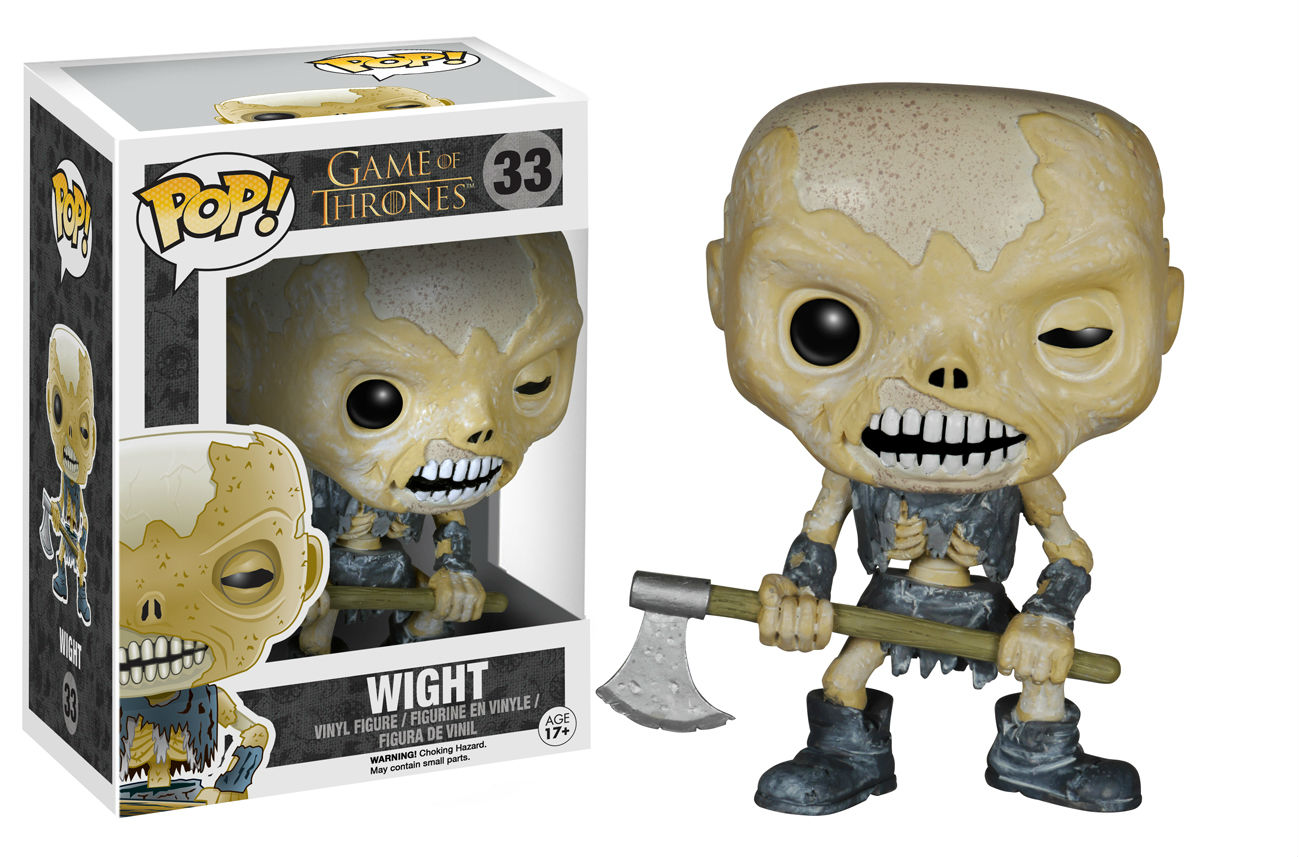 wight pop vinyl