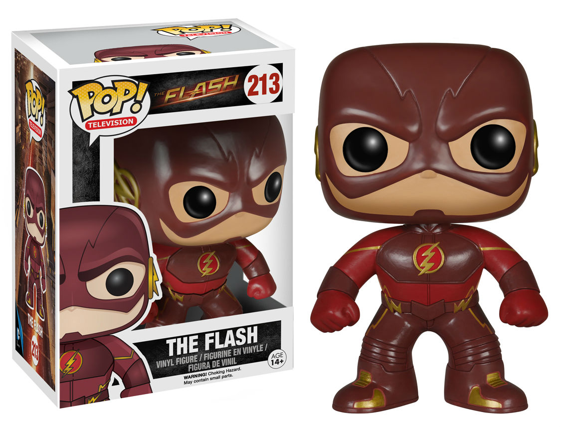 flash tv pop vinyl