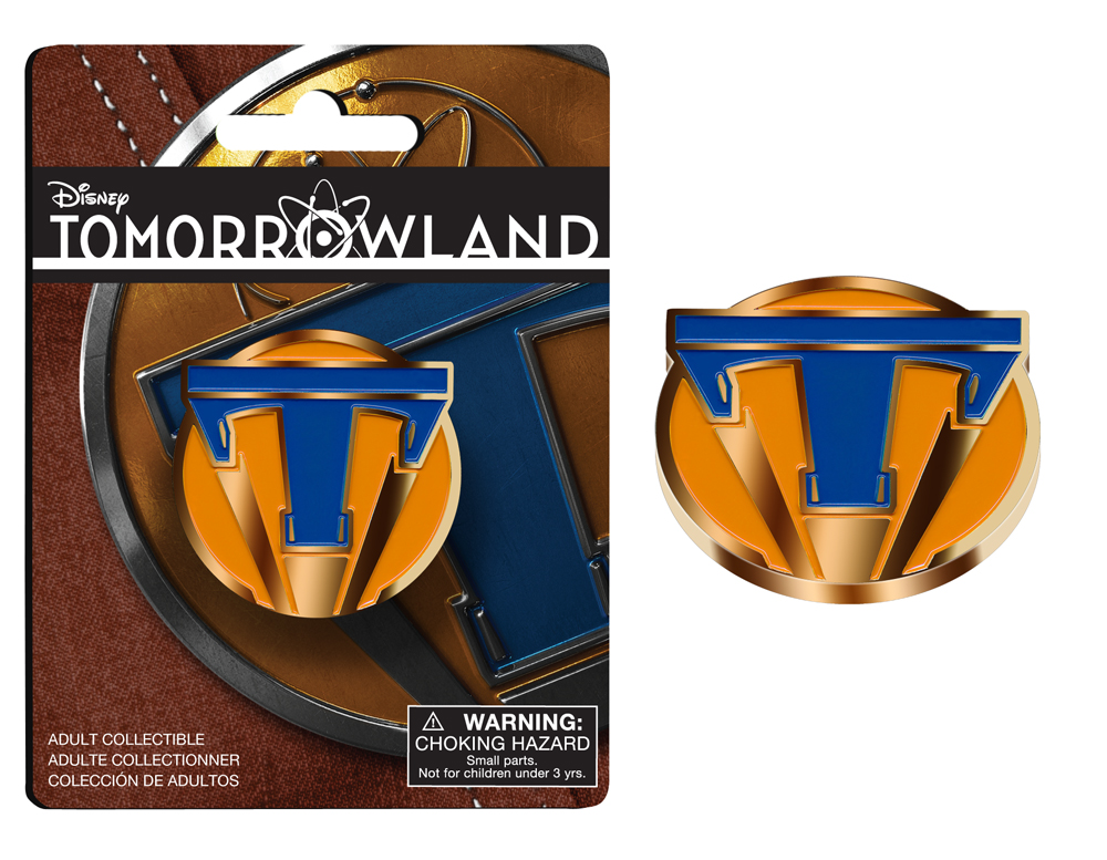 tomorrowland pin 1