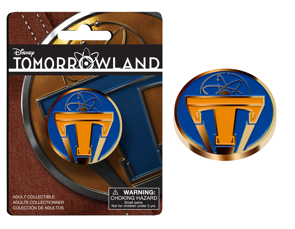 tomorrowland pin 2
