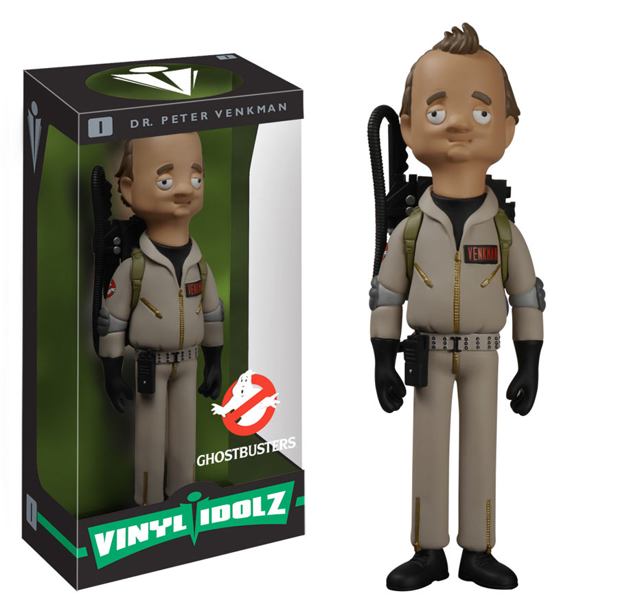 These New Vinyl Idolz Figures Ain T Afraid Of No Ghosts