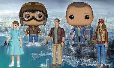 Change the World of Tomorrow with New Pop! Vinyls and ReAction Figures