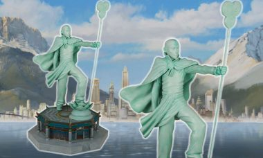 Remember the Greatest Avatar with New Statue from Dark Horse
