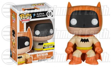 Orange You Glad This Pop! Vinyl Didn't Say Bat-nana