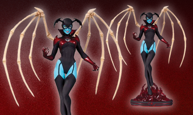 Skeletal Seduction Is Her Modus Operandi