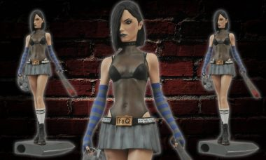 Get Ready to Hack and Slash Your Way to This New Statue