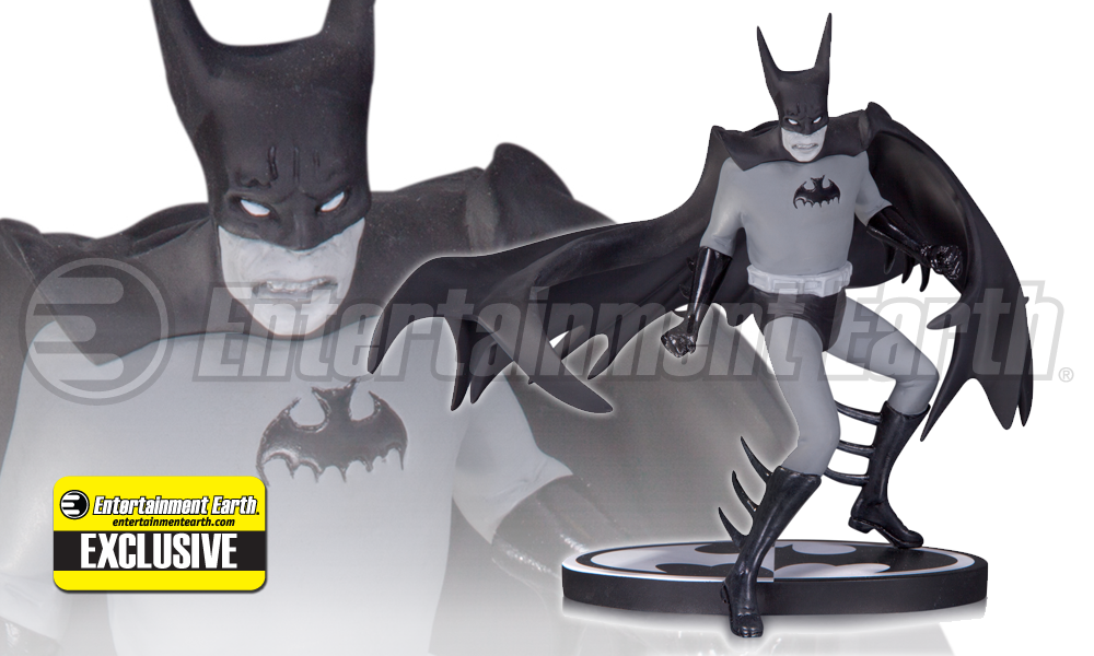 batman black and white exclusive
