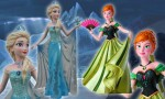 Frozen Couture de Force