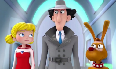 Go Go Gadget All the Way to Netflix