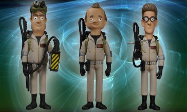 These New Vinyl Idolz Figures Ain't Afraid of No Ghosts