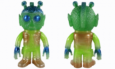 Did This Lime Green Sofubi Shoot First?