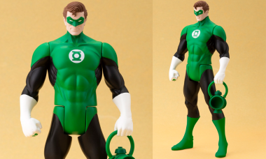 Hal Jordan Lines Up to Receive New Super Powers