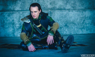 Cosplayer Spotlight: Loki Hates You