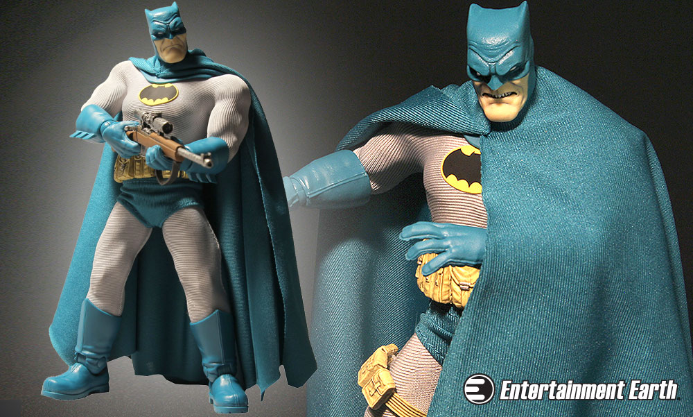 Mezco Batman 'The Dark Knight' One:12 Action Figure - Previews Exclusive