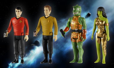 These ReAction Figures Thrive on the Final Frontier