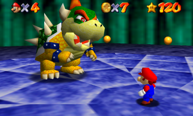 Head Back to 1996 and Play Super Mario 64 in Glorious HD on Your Computer