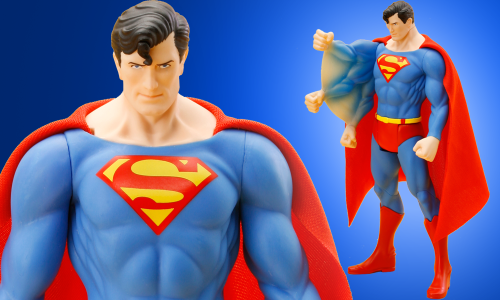 Superman Super Powers Collection