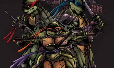 Which Major Character Was Killed Off in Teenage Mutant Ninja Turtles #44?