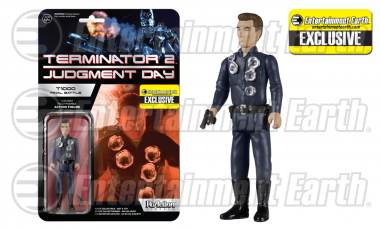 The Future Is In the Hands of This Exclusive ReAction Figure