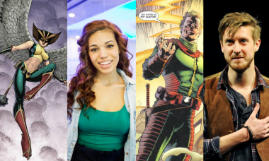 Which Two New Characters Join The Flash/Arrow Spinoff Series?