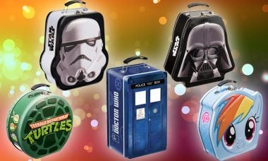 Tin Totes Bring Out the Geek in All of Us