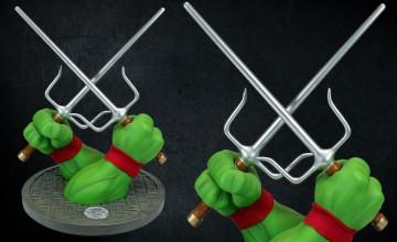 Teenage Mutant Ninja Turtles Sai