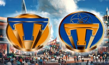 Pin Yourself to the Future with These New Tomorrowland Replicas