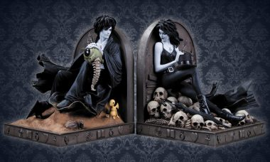 New Bookends Reflect on the Fables of Sandman and Death