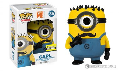Can This Exclusive Minion Handle the Coolest Handlebar Mustache?