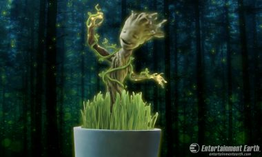 Groot Is Growing, Glowing, and All Smiles in Your Garden
